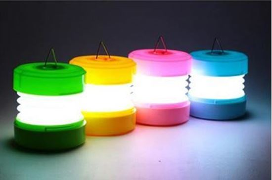 hiking lighting stretchable tent lights portable camping operated lamp led battery p light lantern